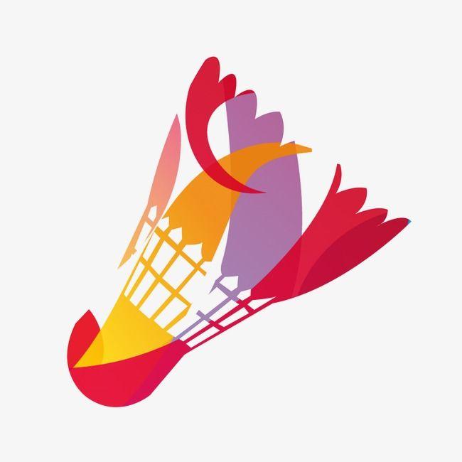 Color Badminton Color Clipart Badminton Clipart Color Png