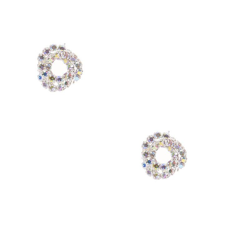 Bridal earrings are available in classic pearls, sparkly crystals &  rhinestone. Choose studs, drop earrings and even hoops for the perfect  accessories for ...