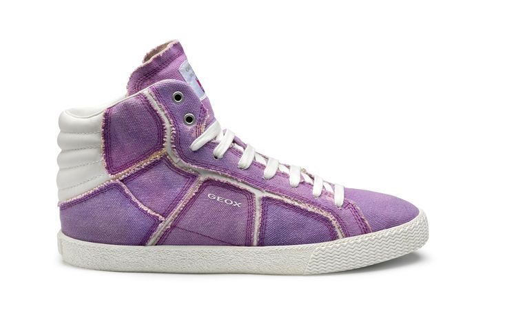 GEOX for Valemour - Smart sneakers for Women