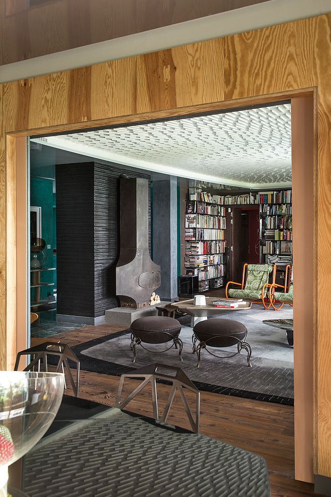 Victor Hugo Apartment by Fabrice Ausset