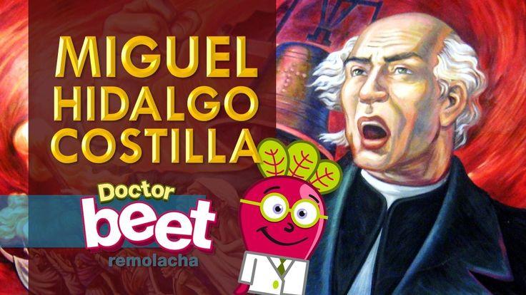 #historia #mexico #para #niños #miguel #hidalgo #costilla #educacion #infantil #primaria #biografia #recursos #didacticos #educativos #aula #clase