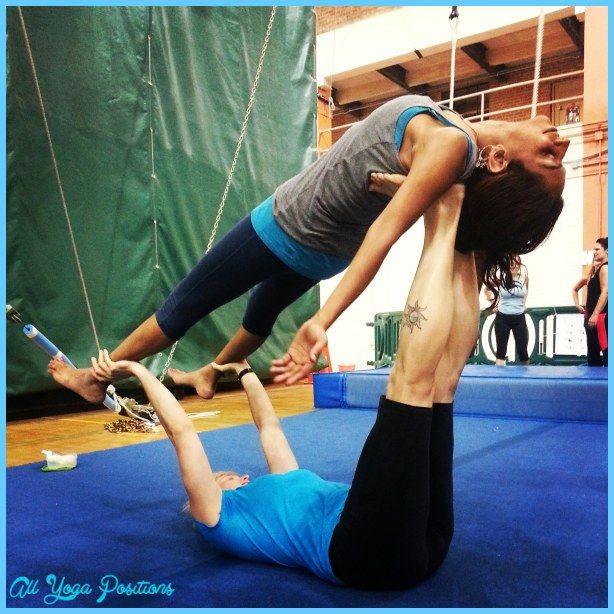 Hard 2 People Yoga Stunts: 1000+ Ideas About 2 Person Stunts On