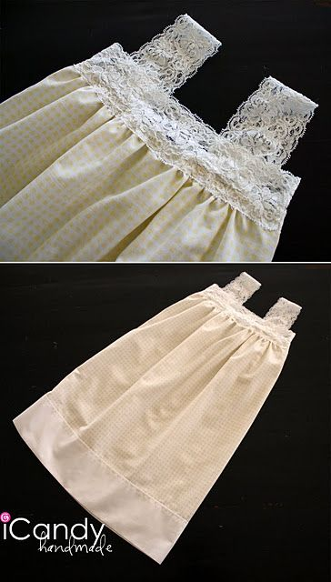 Stretch Lace \u0026 Old Pillowcase Nightie tutorial & Best 25+ Pillowcase nightgown ideas on Pinterest | Cute nightgowns ... pillowsntoast.com