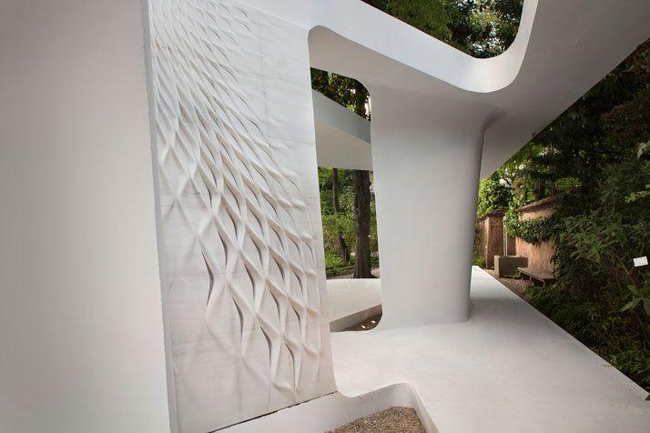 The Secret Garden Of Zaha Hadid & Paola Navone | Yatzer
