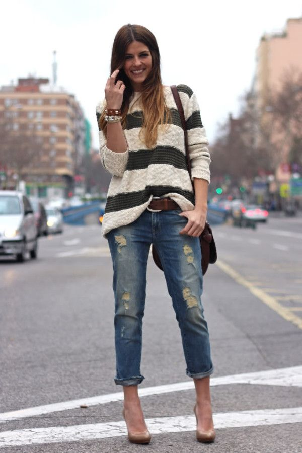 78  images about JEANS STYLING on Pinterest | Kim kardashian ...