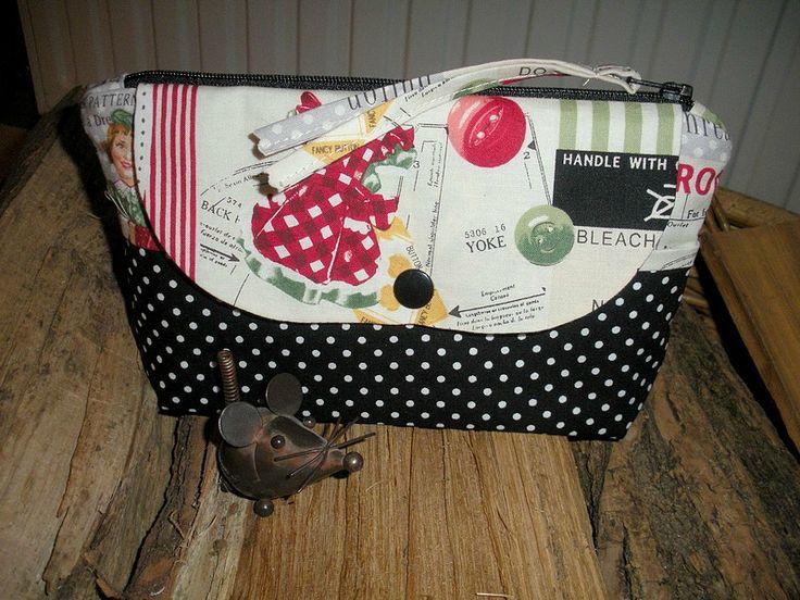 Les 507 meilleures images propos de tutos sacs for Trousse de couture en cuir