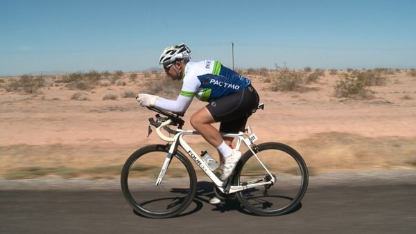 Extreme Ride of a Lifetime: Taking on Cross-Country Bike Race