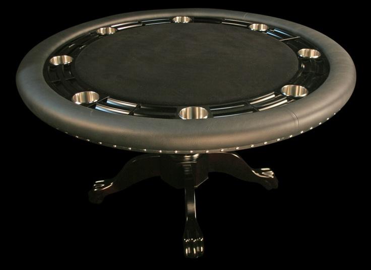 POCKER TABLES | Furniture Dublin Poker Table | Dining Dublin Poker Table