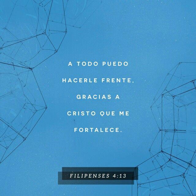 El gozo del Señor es mi fortaleza.