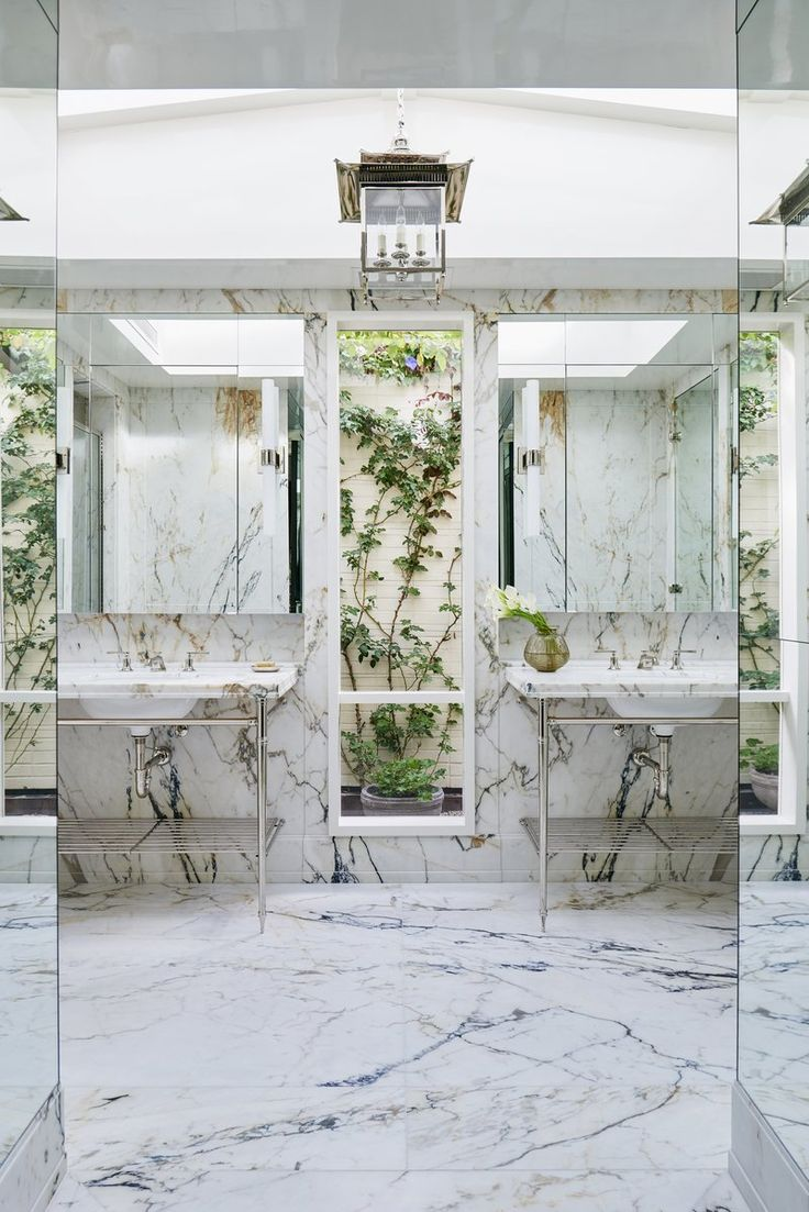 eclectic bathroom in los angeles ca by madeline stuart associates