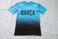 FC Barcelona Jersey 2016/17 Season Blue Soccer Training Shirt
