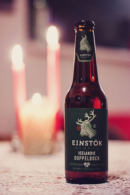 The battle of the Icelandic Christmas Beers #iceland #beer #Christmas