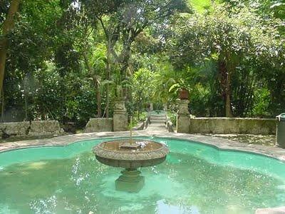 And this one please.....gardenhistorygirl: El Jardin Borda, Cuernavaca, Mexico, c. 1908