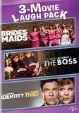 Bridesmaids/The Boss/Identity Thief [DVD]