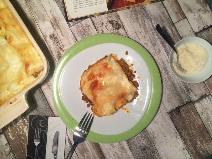 Lasagne Ragù Bolognese à la Mama – Isa's Kitchen