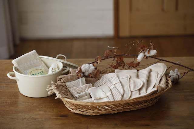 こんにちは。 INYOUオーガニックスペシャリストの小林くみんです。 数年前、産婦人科で「布ナプキン」を薦められたという友人。 私はその時初めて、布ナプキンの存在を知りました。 そ...