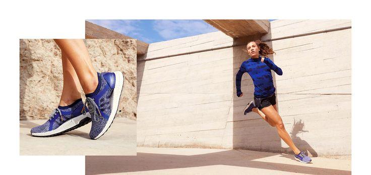 adidas introducerer en ny revolutionær løbesko med maksimal BOOST™. Kommer snart eksklusivt på adidas.dk