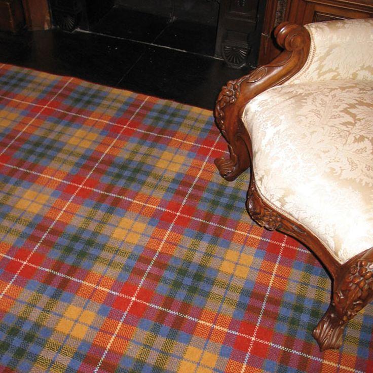 Buchanan Ancient Tartan Carpet Clan Tartan Finder 49.58