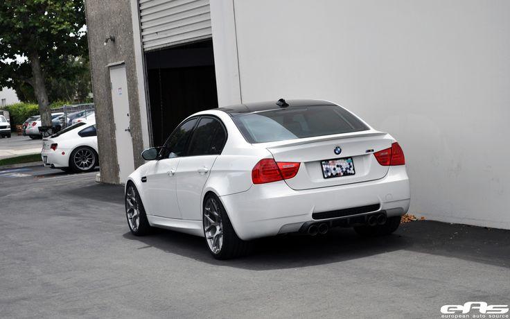 2007 BMW M3 (E90) saloon