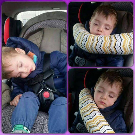 Carseat pillow/ Travel pillow/ Carseat kids Pillow/ Car seat