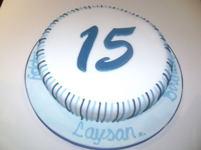 birthday cakes for teenagers | Recent Photos The Commons Getty Collection Galleries World Map App ...