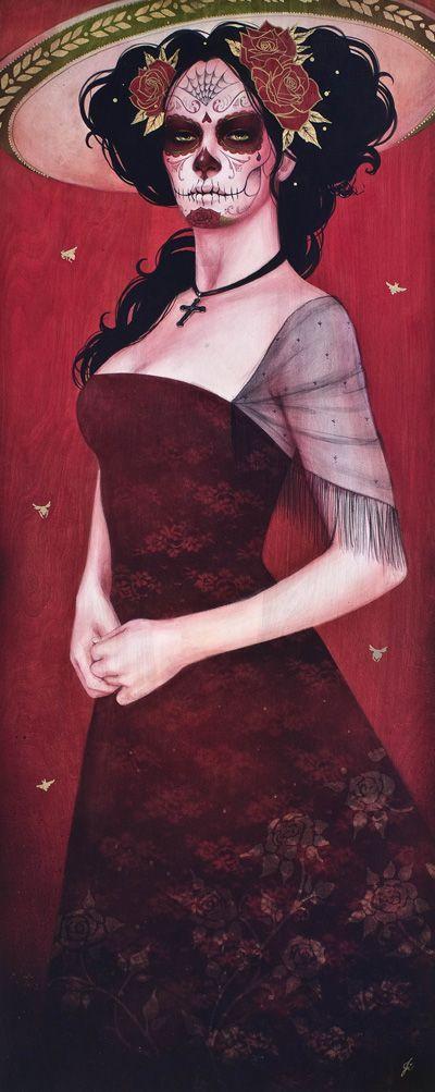 Día de los Muertos, Sylvia Ji