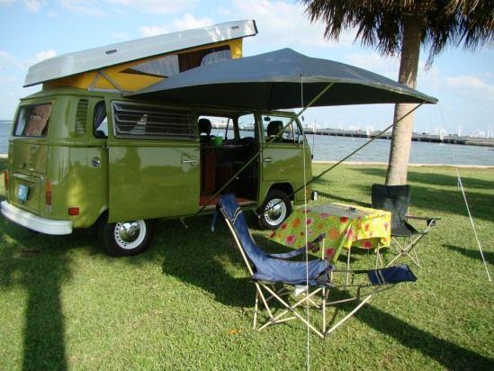 St Petersburg Florida Vacation Rentals - Vintage VW Bus ...
