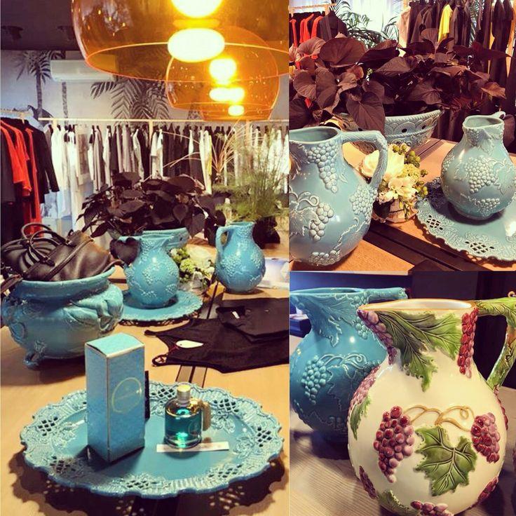 Sono arrivate le nuove ceramiche Basso #kistore #ceramichebasso #art #beautiful