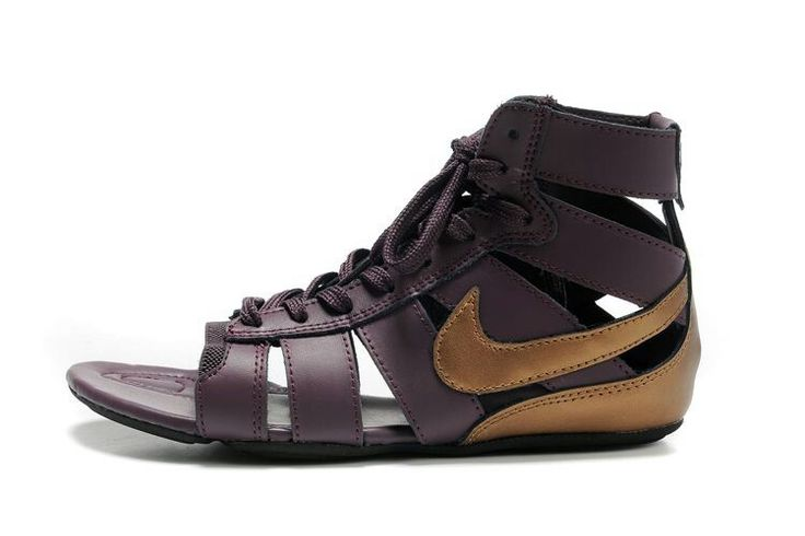 20a852caa0b Womens Nike Free Runs Purple Gold Black Dress Code