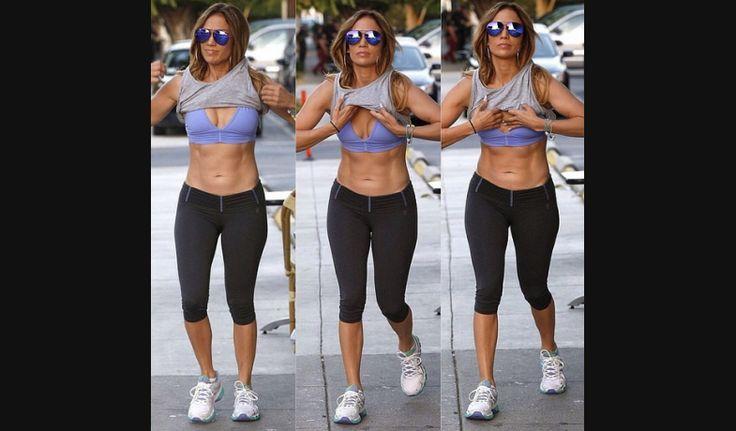 El cuerpazo de Jennifer Lopez: los secretos y el video de su entrenamiento | Fashion TV