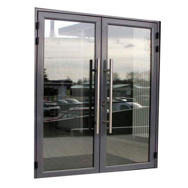 Aluminum Main Door Swing Designs Double Door Buy Aluminum Window And Door Aluminum Frame Glass Do Steel Door Design Modern Window Design Double Glazed Window