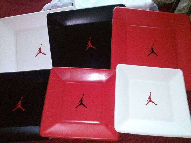 Jumpman Baby Shower Party Ideas