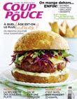 Recette Hamburgers classiques garnis au poivron - Coup de Pouce
