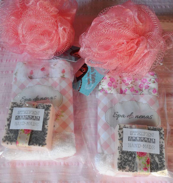 kits de spa de nenas a la venta solo en al expo!