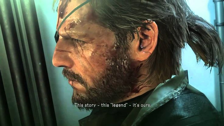 METAL GEAR SOLID V: THE PHANTONS PAIN - The real Snake and The Phantom