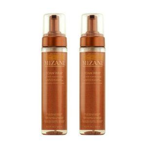 Mizani Styling Foam Wrap 8.5oz (Pack of 2) by MIZANI. $23.01. Mizani Styling Foam Wrap 8.5oz (Pack of 2). A light, non-flaking foaming formula that balances ceramide technology, with shea butter, nature's finest moisturizing ingredient, for creating the ultimate luxurious wet set.