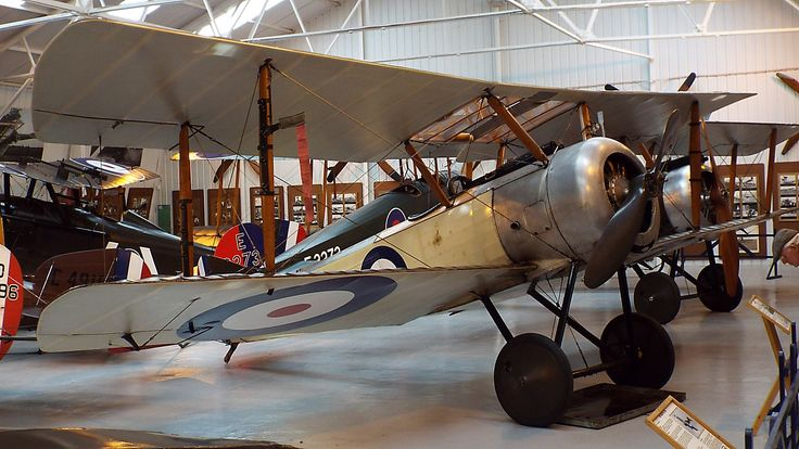 Sopwith Pup 1916 Shuttleworth Collection