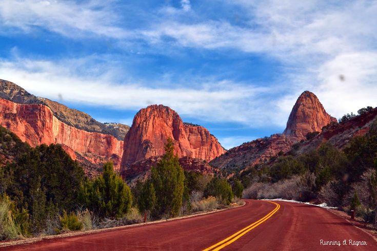 Katie Wanders : Kolob Canyon, Zion National Park
