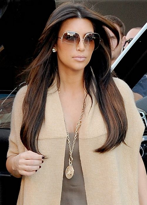 Great sunglasses. My hair will look like this in the future hopefully.