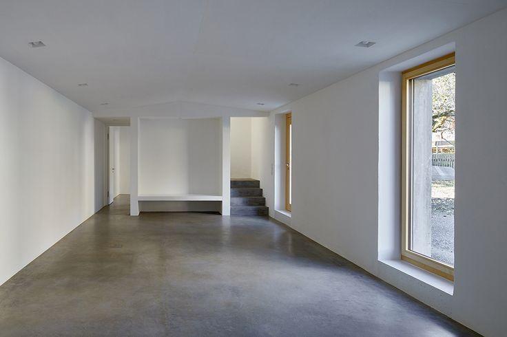 Haus Schneller Bader, Tamins | Bearth & Deplazes
