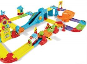 Vtech Toot-Toot Train Station