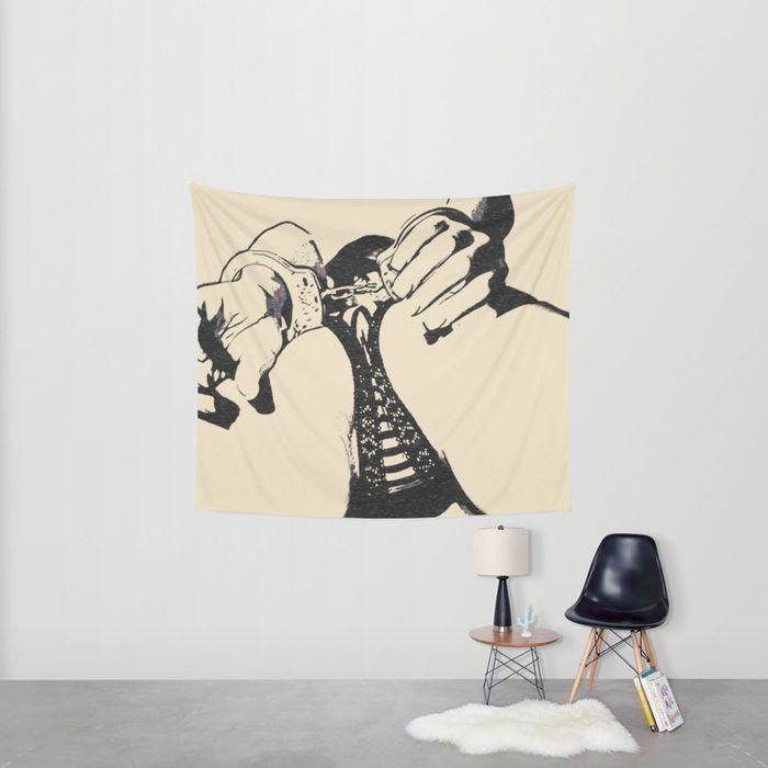 Dirty POV 15% Off + Free Shipping on Tapestries Today! #erotic #sexy #kinky #naughty #art #wall #tapestry #decor