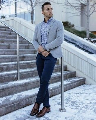 How To Wear Blue Chinos 447 Looks Men S Fashion Clothes Mens