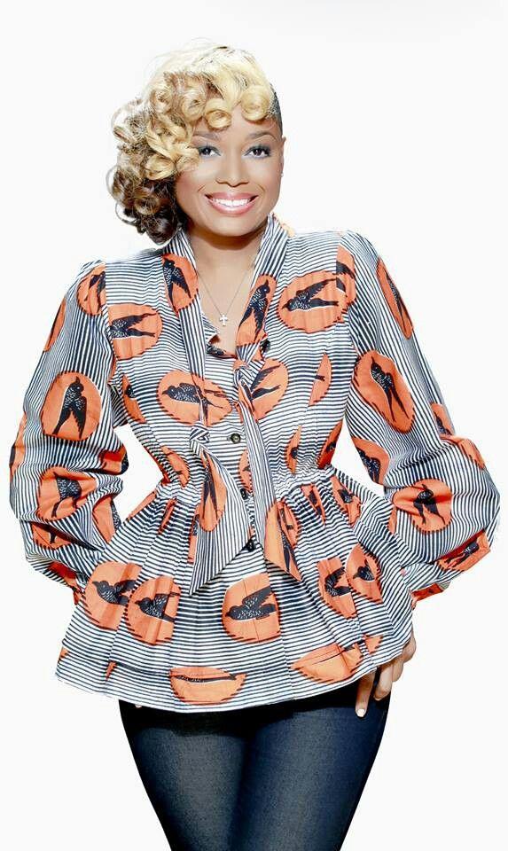 Kadiatou blouse