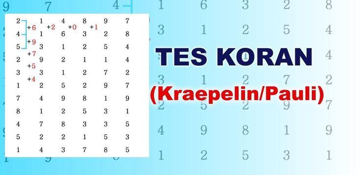 Tes Koran 3 8 Android Download Apk Kauran Pauli Docx Soal Psikotes Koran Pauli Kraepelin Soal Rahasia Jitu Lulus Cara Mengerja Koran Pengetahuan Matematika