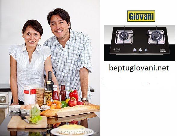 Xuất xứ của bếp ga Giovani