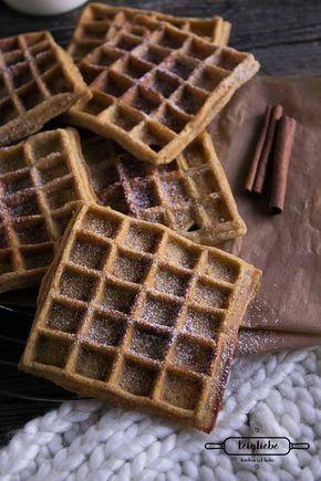 Nuss Spekulatius Waffeln – Waffeln zum Frühstück, meine Waffel Liebe