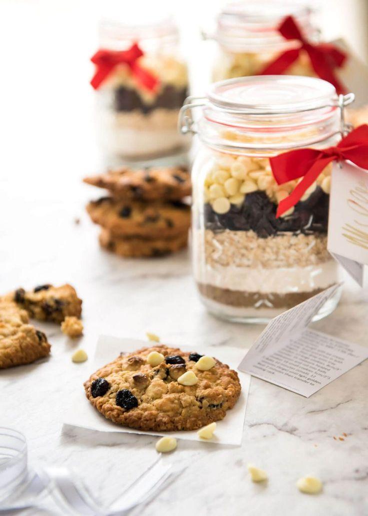 Backmischung im Glas selber machen - Clean Eating Rezepte