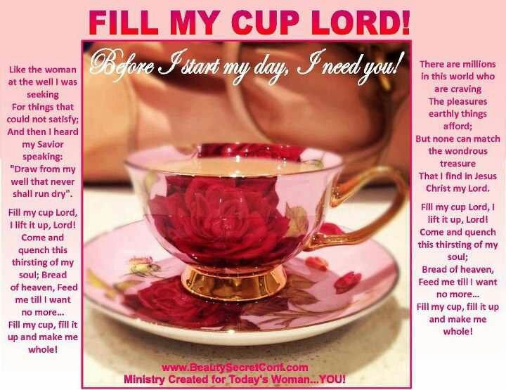 50 best images about Fill My Cup Lord on Pinterest | Gift ...