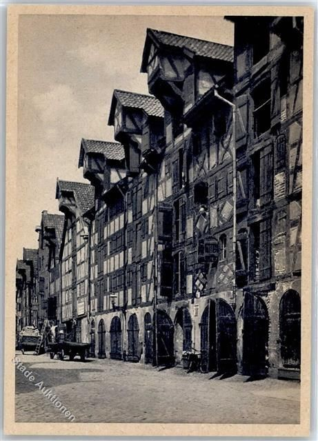 Speicher an der Lastadie Königsberg/Pr.